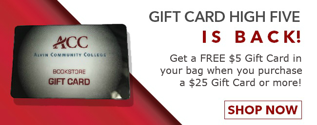 Gift Card High Five