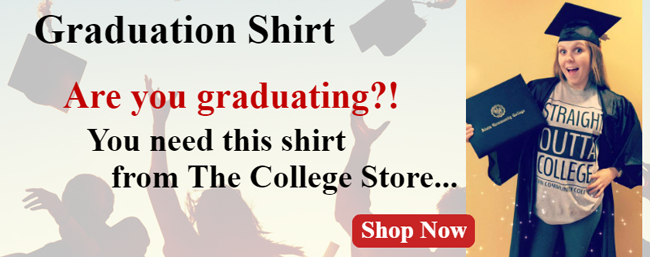 ACC Straight Outta College T-Shirt on sale for $17.20 - $19.20