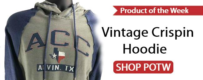 Product of the Week - Vintage CI Sport Crispin Hoodie