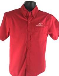 ACC Port Authority Short Sleeve Easy Care Shirt