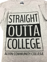 ACC Straight Outta College T-Shirt