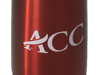 ACC Logo Peristyle Stainless Steel Insulated Bottle