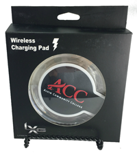 Wireless Charger Black Acc Lxg