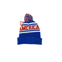 Beanie Super Hero Captain America