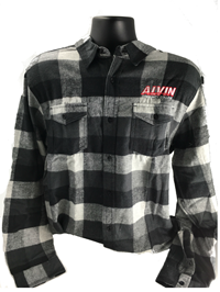CI SPORT MENS PLAID FLANNEL SHIRT
