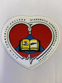 Heart Shaped Patch For Diagnostic Cardivoscular Sonography
