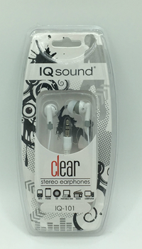 IQ Sound Stereo Headphones