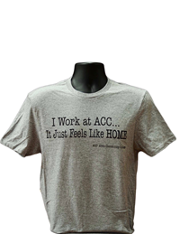 I Work At ACC Graphic Tee