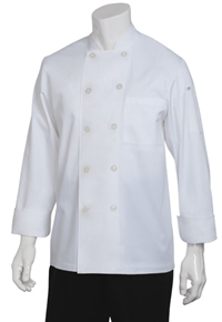 Chef Works Le Mans Chef Coat
