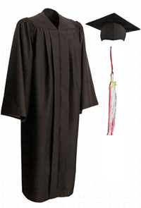 Graduation Set - Cap, Gown, & Tassel
