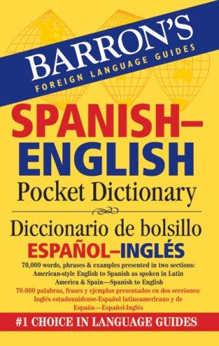 Dictionary Spanish Bilingual Pocket