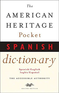 American Heritage Pocket Spanish Dictionary